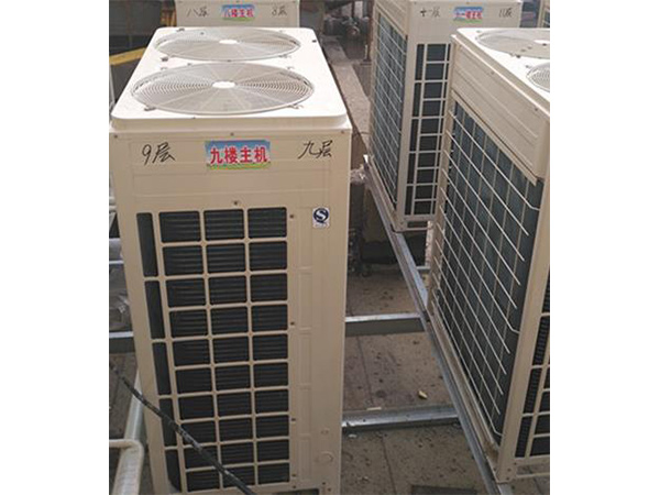 直流变频中央空调多联机机组